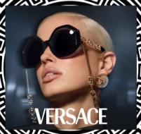 Cele mai atractive modele de ochelari de la Versace pentru 2021